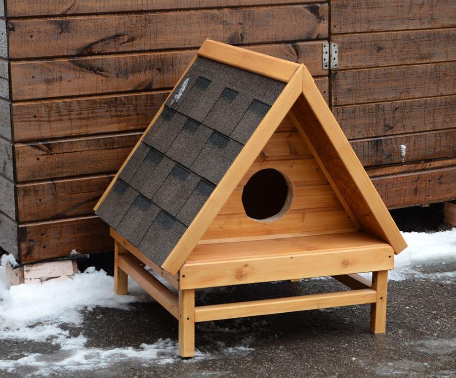 фото теплый домик для кошки фото что для